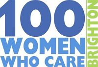 100 Women Who Care Brighton - Upcoming Meeting