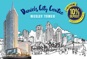 REGISTER NOW- DANIELS CITY CENTRE- NEW CONDOS- MISSISSAUGA CONDO