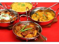 Fully licensed beautiful Indian restaurant and takeaway on a busy street for quick sale.
