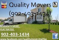 ☃ Quality Movers!  S/A $50/hr (902-403-1434)