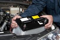 CAR NOT STARTING? NEW BATTERIES INSTALLED STARTING AT $129