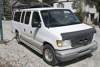 1996 Ford E-Series Van Minivan, Van