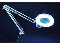 Magnifying Lamp BRAND NEW Ideal for Beauty Salon, Craftsmen, Needle Workers and Hobby Craft
