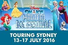 Disney on Ice - Sydney - Sat 16th July 6pm Glenmore Park Penrith Area Preview