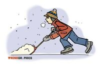 Fast and Cheap Snow Removal