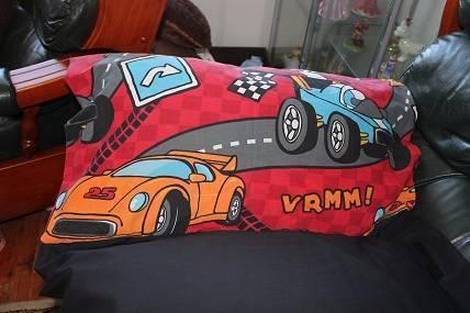 Car race track - pillow mattress - Brand new.