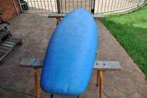 Foam surfboard