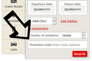 Air Canada Voucher 25% Off 4 Passengers