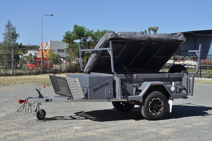2018 Uluru New Year Sales : off road Soft floor Trailer. Kippa-ring Redcliffe Area Preview