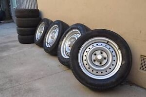 WANTED TO BUY - Stock Ford Rims Berriedale Glenorchy Area Preview