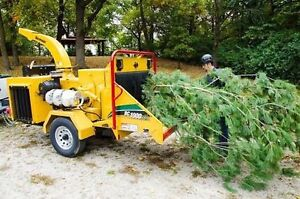 Wood chipper/mulcher for hire Guanaba Gold Coast West Preview