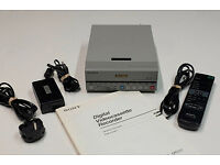Sony DSR 11. DV Recoder/ Player. excellent condition.