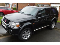 Mitsubishi Shogun Sport Animal 3.0 V6 Petrol Family 4x4
