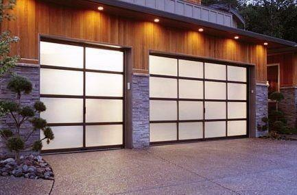 Glass Garage Door Ebay