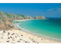 holiday cornwall caravan 2 adults 2 children and dog