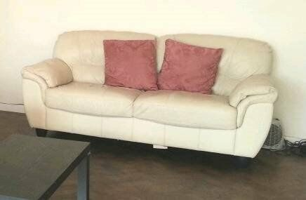Leather Sofa for Free (Today Only 25/06/2017in Solihull, West MidlandsGumtree - Leather Sofa for FREE Today This leather sofa is in a good condition and very comfortble. Selling due to moving house, looking for fast sale. Cushions not included. Please arrange for your own collection