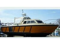 Relcraft sports fishing boat