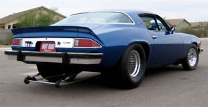 1970-1981 Camaro Rear Spoiler-Left and Right Side Pieces Only.