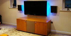 TV installation tv wall mounting tv mounting $45 Cambridge Kitchener Area image 5