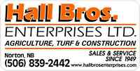 Opening for a Service Technician at Hall Bros.