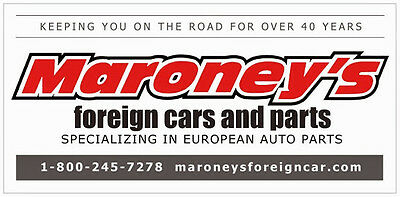 Maroney's Foreign Car