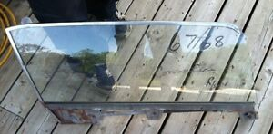 1967/68 Ford Mustang Convertible Side Glass