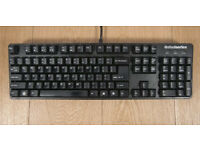 SteelSeries 6Gv2 Mechanical Keyboard