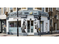 Hair Dresser wanted For busy salon in camberwell