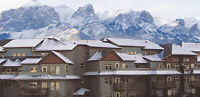 Rent Condo Dec 11-18 The Lodges at Canmore Elkhorn Resort
