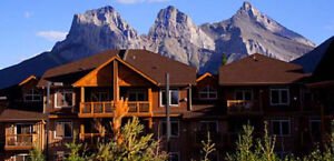 One Week Condo Title for Sale in Beautiful Canmore AB