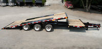 TRAIL KING 30' TK50 TILTDECK TRAILER