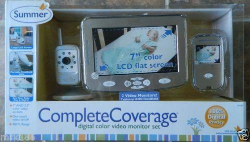 Summer Complete Coverage Baby Monitors Ebay