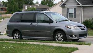 Mazda 7 seater mpv