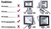 LED Fluter Bewegungsmelder
