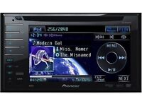 Pioneer AVH-P3100DVD 5.8 inch DVD double din £400 off new might swap w.h.y
