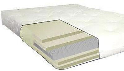 Deluxe Full Cotton/Foam 6-8