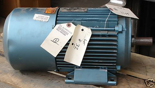 Sew Eurodrive Electric Motor 5.4 HP