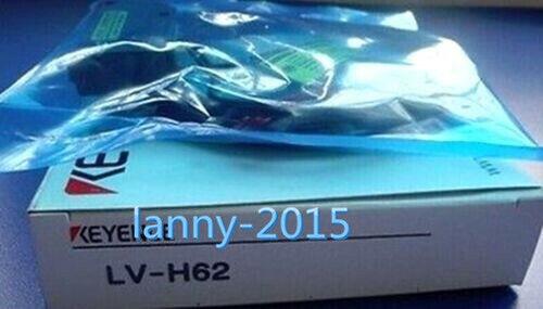 1pc New Keyence Lv-h62 Fiber Amplifier Sensor
