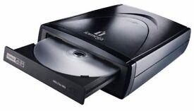 Iomega CD-RW 48x24x48 USB 2.0 External Drive PC/MAC