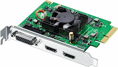 Blackmagic Design Intensity Pro 4K Capture Playback Input/Output Card, Ultra HD