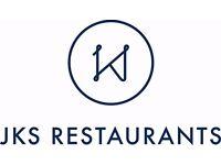 Reservationist - JKS Restaurants - £8ph