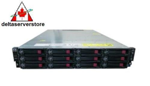 "HP SAN P4500 G2 LeftHand iSCSI 12 X 3.5"" LFF ,  Xeon Quad Core 2.40Ghz, Dual PSU"