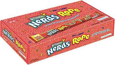 Nerds Rope Rainbow Candy, 0.92 Ounce Package (Pack of - Rope Candy