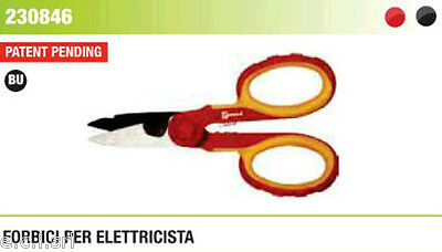 Fumasi 230846 Tijeras Electricista Profesional