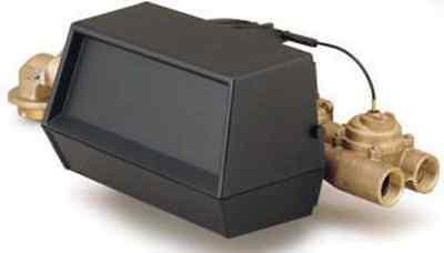 Fleck 9000 water softener control valve dual tank replacemen