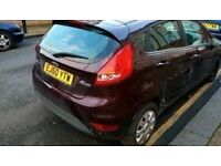 breaking ford fiesta 2010 1.6 diesel all parts available