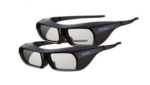 sony 3d glasses. sony rechargeable 3d glasses 3d 2