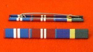 Territorial-Decoration-Golden-Jubilee-Diamond-Jubilee-Medal-Ribbon-Bar-Pin-TD