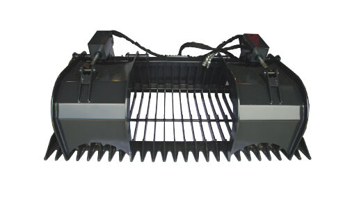 "New 68"" Skeleton Grapple Skid Steer Attachment *free Shipping*"