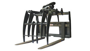 Jenkins HEAVY DUTY Pallet Fork Grapple (FREE SHIPPING)